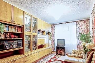 Бабушкина квартира стоимостью около $28000, сдают за $160 в месяц