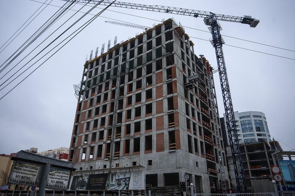 В 2020 году уровень цен на квартиры в новостройках оказался самым высоким за всю историю рынка.